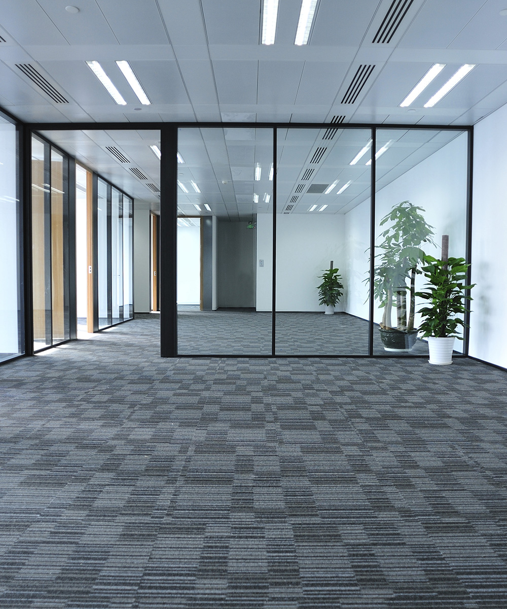 Commercial office carpet
